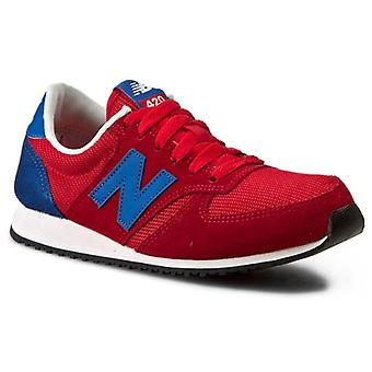 New balance mens sneakers Red