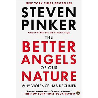 Die besseren Engel unserer Natur: Warum Gewalt abgenommen hat