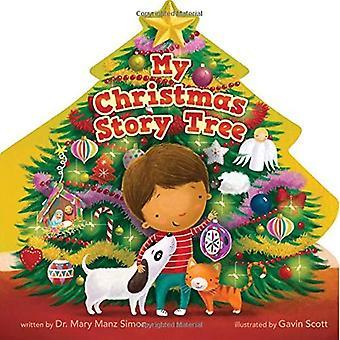 Min julgran berättelse [styrelse bok]