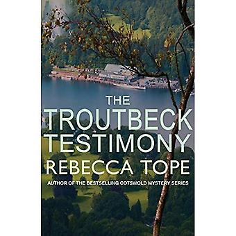 The Troutbeck Testimony - The Lake District Mysteries 4
