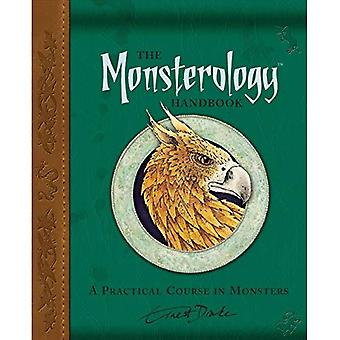 The Monsterology Handbook: A Practical Course in Monsters [With Sticker(s)] (Ologies)