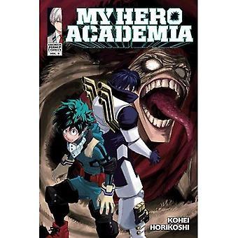 Min hjälte Academia, Vol. 6 - min hjälte Academia 6