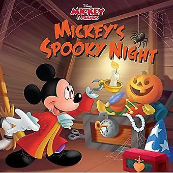 Nuit fantasmagorique de Mickey (Mickey & amis)