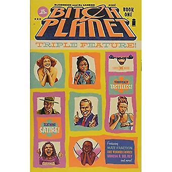 b * tch Planet: Triple funktion bind 1