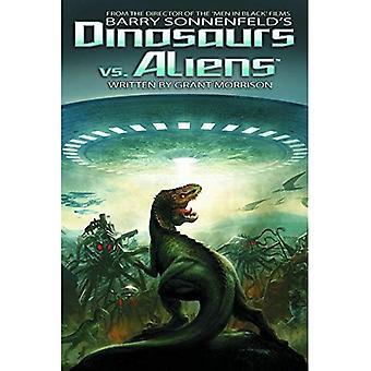 Barry Sonnenfeld's Dinosaurs Vs Aliens HC
