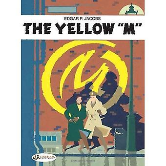 Blake and Mortimer: Yellow  M  (Blake and Mortimer)