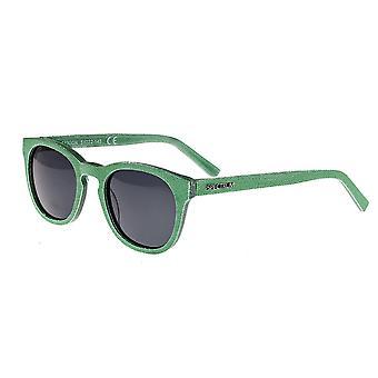 Spektrum-Nordufer Denim polarisierte Sonnenbrille - grün