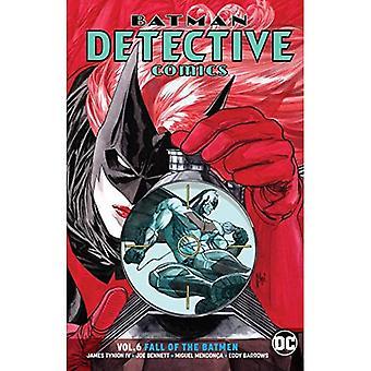 Batman - detetive Comics Volume 6: Queda do Batmen