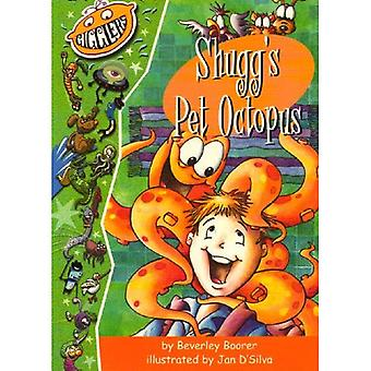 Gigglers Green Shuggs Pet Octopus