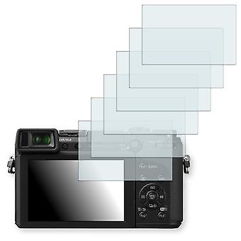 Panasonic Lumix DMC-GX7C screen protector - Golebo crystal clear protection film