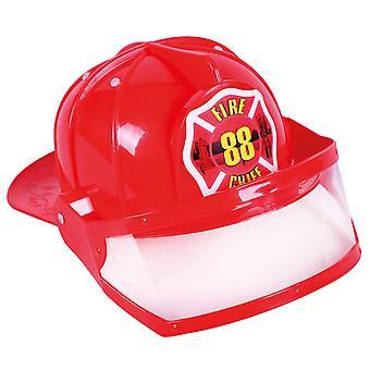火災ヘルメット子供 Firfighter ヘルメット衣装帽子
