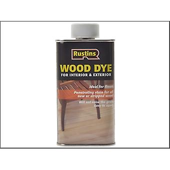Rustins madera tinte roble medio 250ml