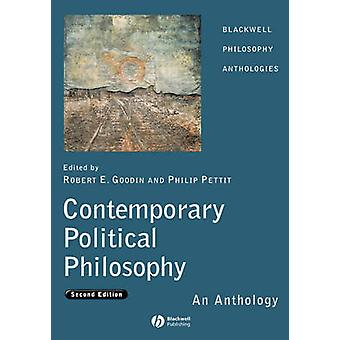 Contemporary Politcl Philosophy 2e by Goodin