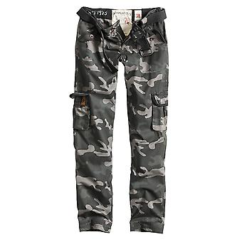 Surplus ladies cargo pants premium trousers Slimmy