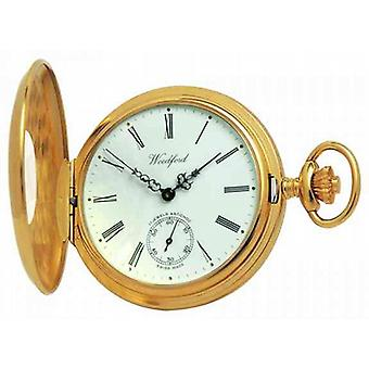 Woodford 1/2 Hunter Pocketwatch 1015 Watch