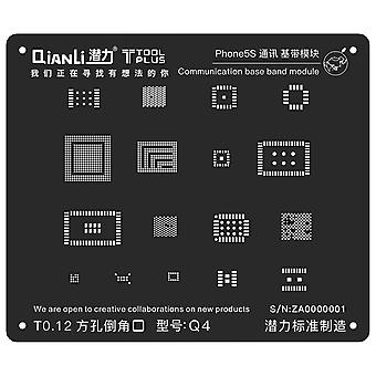 QianLi BGA Stencil Comms Base Band iPh 5S   iParts4u