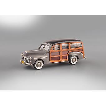 Brooklin Limited Bml23 1948 Ford V-8 Station Wagon In Luxurious Box