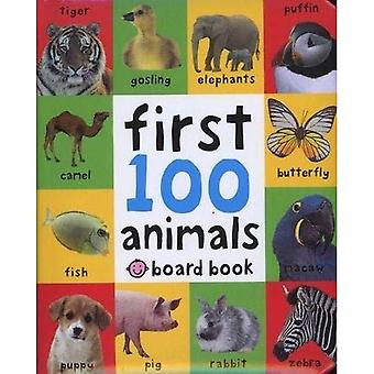 Tout d'abord 100 animaux