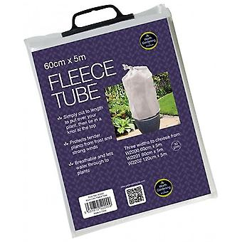 Garland Frost protection Fleece Tube 60cm width x 5m protect tender plants