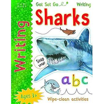 Get Set Go Writing: Sharks