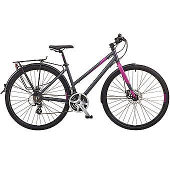 Viking Urban-X Dames 700C 21sp Aluminium Hybrid Trekking Bike