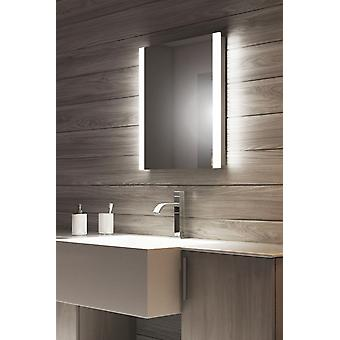 Ambient Audio Double Edge LED Bathroom Mirror k1111v(colour)aud