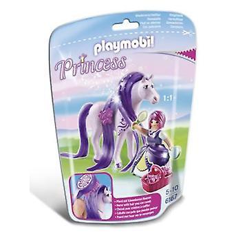 Playmobil Princess Viola Con Caballo 6167