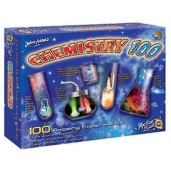 John Adams åtgärder Science kemi Set
