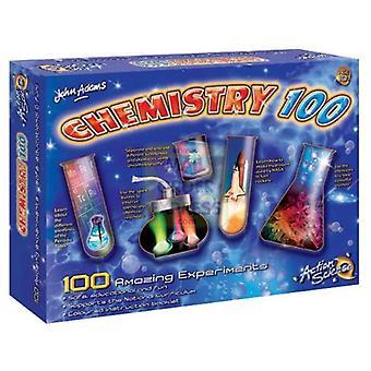 John Adams Science chemie handelingenset