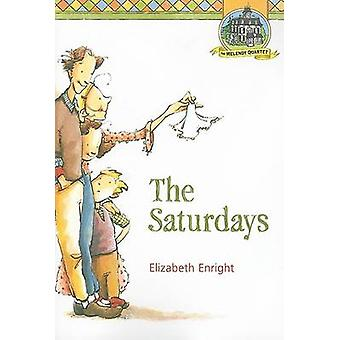 The Saturdays by Elizabeth Enright - 9780312375980 Book