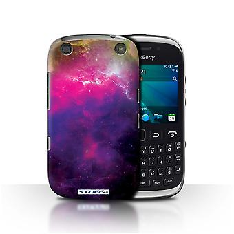 STUFF4 Case/Cover for Blackberry Curve 9320/Purple Nebula/Space/Cosmos
