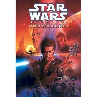 Star Wars Episode II: Attack of the Clones, Volume 3