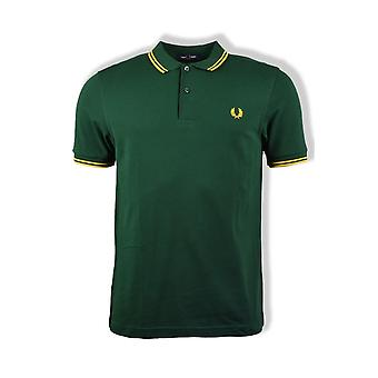 Fred Perry Twin Tipped Polo Shirt (Ivy)