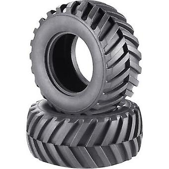 Reely 1:8 Monster truck Tyres Tractor 2 pc(s)