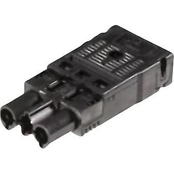Wieland Pluggable electro-installation 3-pole male connector black type GST 18i3 F S2 Z · Black