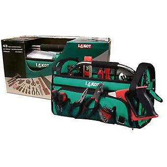 Lakot Game 43 tools Professional-Green Bag
