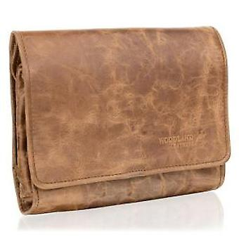 Woodland Leathers Vintage Leather Military Wet Pack