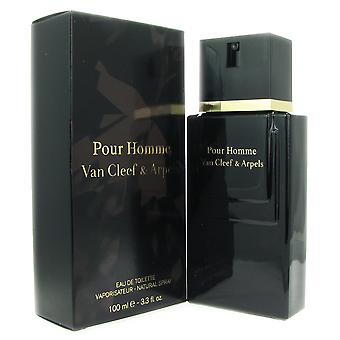 Van Cleef & Arpels para hombre 3.3 oz 100 ml EDT Spray