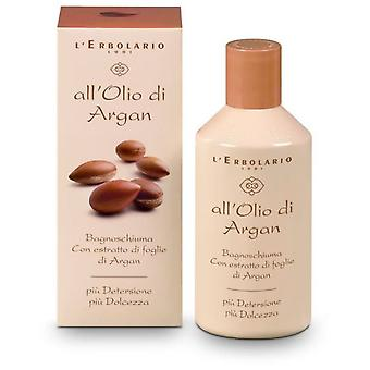 L'Erbolario Argan Foaming Bath 250 ml