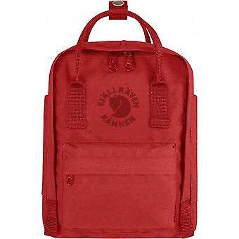 Fjallraven Re-Kanken Mini Red