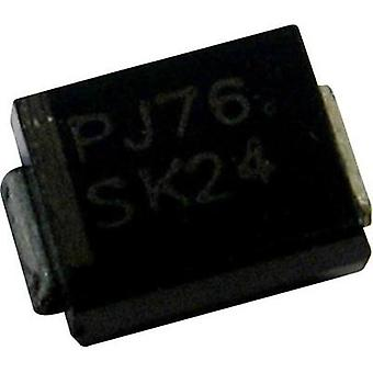 Zener diode 1SMB3EZ6.8 Enclosure type (semiconductors) DO 214AA PanJit Zener voltage 6.8 V ATT.NUM.P_TOT 3 W