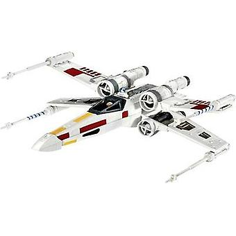 Revell 03601 Star Wars X-Wing Fighter Sci-Fi spacecraft assembly kit