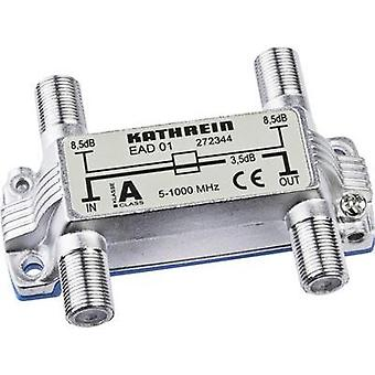 Cable TV splitter Kathrein EAD 04 2-way
