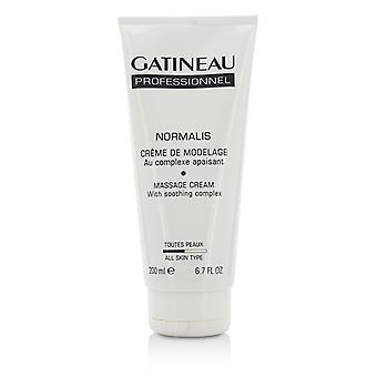 Gatineau Normalis Massage Cream (Salon grootte) 200ml / 6,7 oz