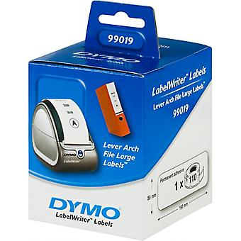 DYMO LabelWriter long labels, 59x190mm, 110 beads