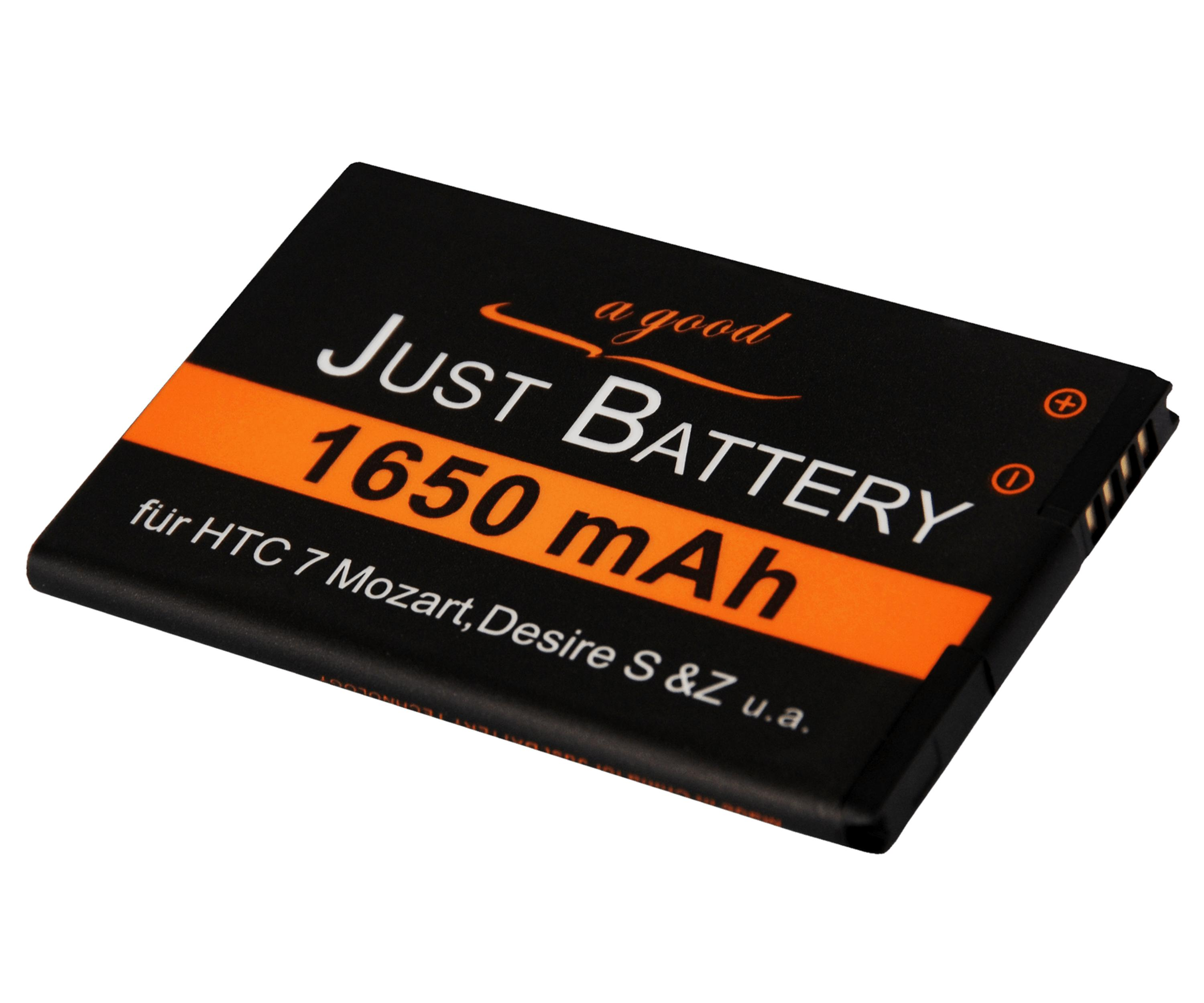 Battery for HTC desire S & Z and others