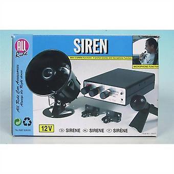 12V Siren