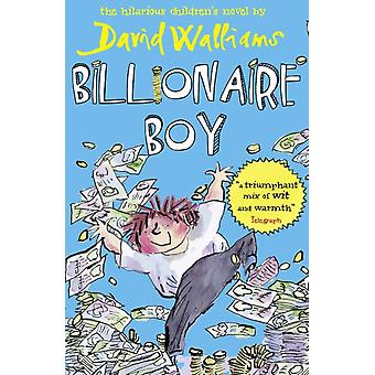 Billionaire Boy (Paperback) by Walliams David