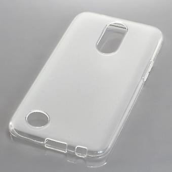 Mobile case TPU protective bumper shell for LG K10 2017 case transparent