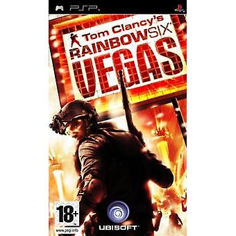 Tom Clancy Rainbow Six Vegas Sony PSP jeu